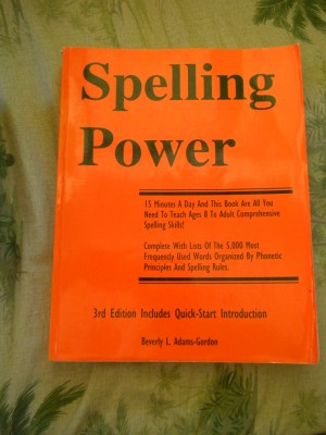 Spelling Power - The Curriculum Choice