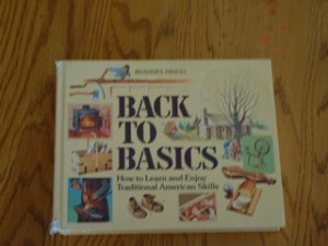 Back To Basics Book