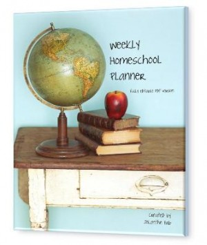 Weekly Homeschool Planner – A Time-Saving Solution!