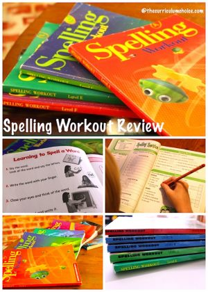 Spelling Workout Review
