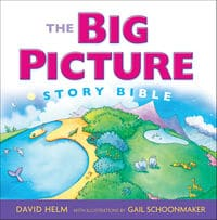 The Big Picture Story Bible :: great for preschoolers!