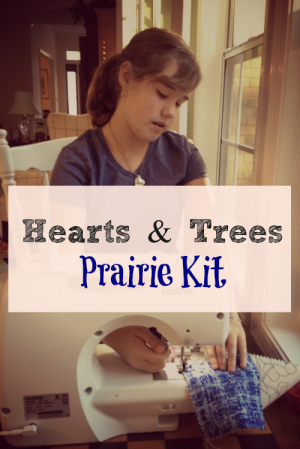 Hearts & Trees Prairie Kit