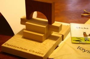 Larsen Toy Lab Blocks Review
