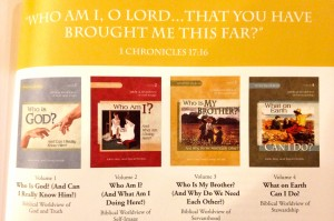 Apologia What We Believe Series :: Who Am I? (Book 2)