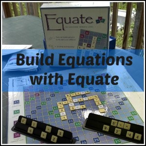 Playing Math with Equate