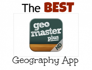 Learning Geography With GeoMaster Plus App