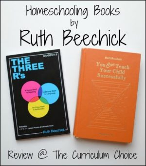A Review of Homeschooling Books by Ruth Beechick