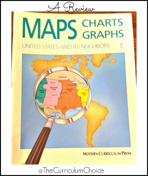 Maps Charts & Graphs Review