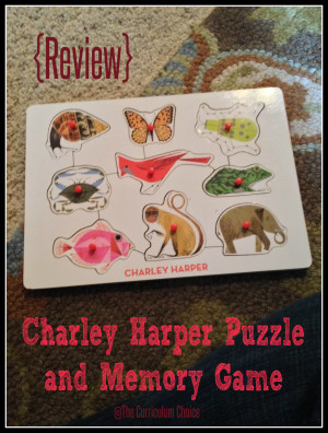 Review: Charley Harper Puzzle and Memory Game