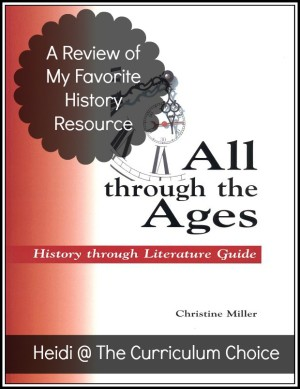 Learn History Through Literature With All Through The Ages