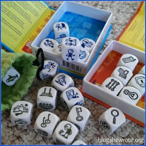Rory's Story Cubes – Review