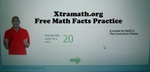 XtraMath: Free Math Facts Practice