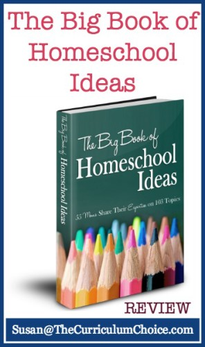 The Big Book of Homeschool Ideas – Review