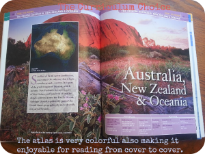National Geographic Student Atlas of the World -Third Edition