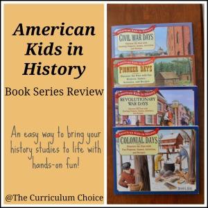 American Kids in History Book Series