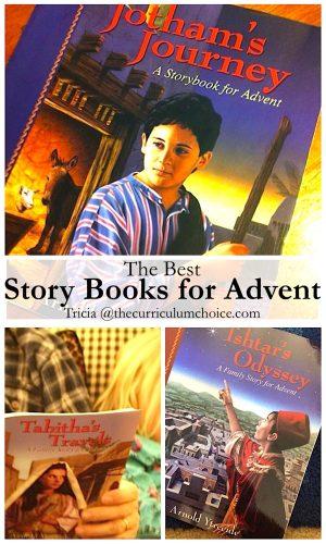 Jotham's Journey Advent Stories