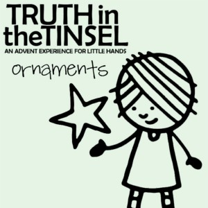 Truth in the Tinsel: Review of an Advent Study for Children