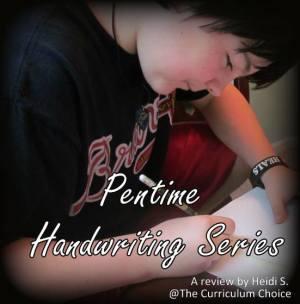 Pentime Handwriting Series Review