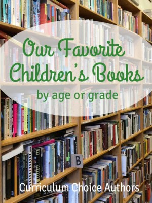 Favorite Children's Books by Age or Grade