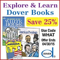 US History Resources from Dover Publications