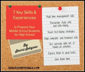 Preparing for Homeschooling High School