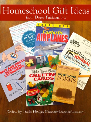 Gift Ideas from Dover Publications