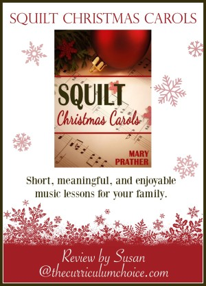 SQUILT Christmas Carols – Music Lessons for Young Learners