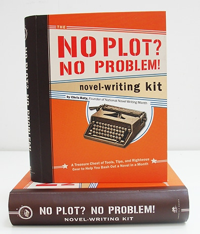 A great resource for National Novel Writing Month - NaNoWriMo - No Plot? No Problem? Review at The Curriculum Choice. It is a writing program, offered for students from elementary to high school, which supports and encourages creative writing efforts.
