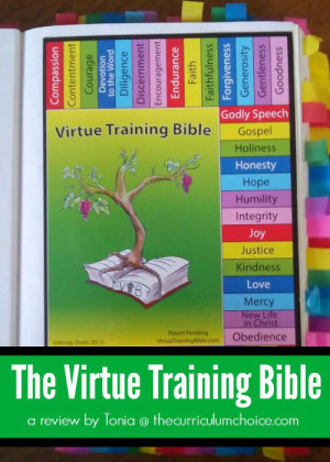 The Virtue Training Bible