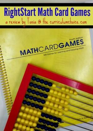 Math Card Games from RightStart Math