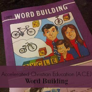A.C.E. Word Building