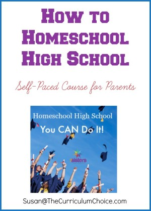 Homeschool High School: Self-Paced Course for Parents – REVIEW