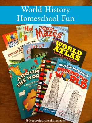 World History Homeschool Fun