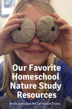 Our Favorite Homeschool Nature Study Resources