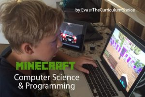 Minecraft Opens Doors to Computer Science & Advanced Programming