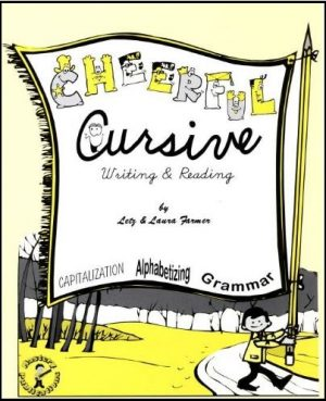 """Cheerful Cursive works WONDERFULLY for my """"I don't like to write"""" son!"""