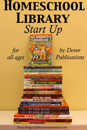 Homeschool Library Start Up For All Ages