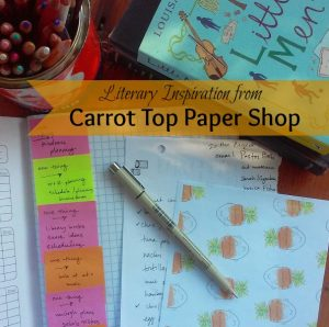 The Carrot Top Paper Shop