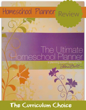 Apologia Ultimate Homeschool Planner Review