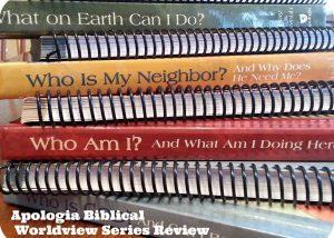 Apologia Biblical Worldview Series