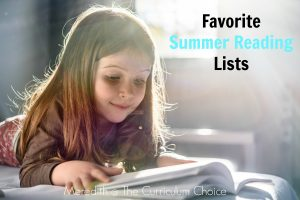 Favorite Summer Reading Lists