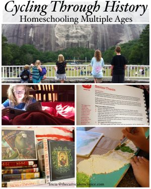 Cycling Through History Homeschooling Multiple Ages