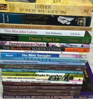 Luther and the Reformation Resource List