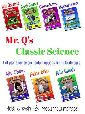 Mr Qs Classic Science