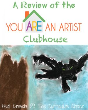 You Are an Artist Clubhouse Membership Review