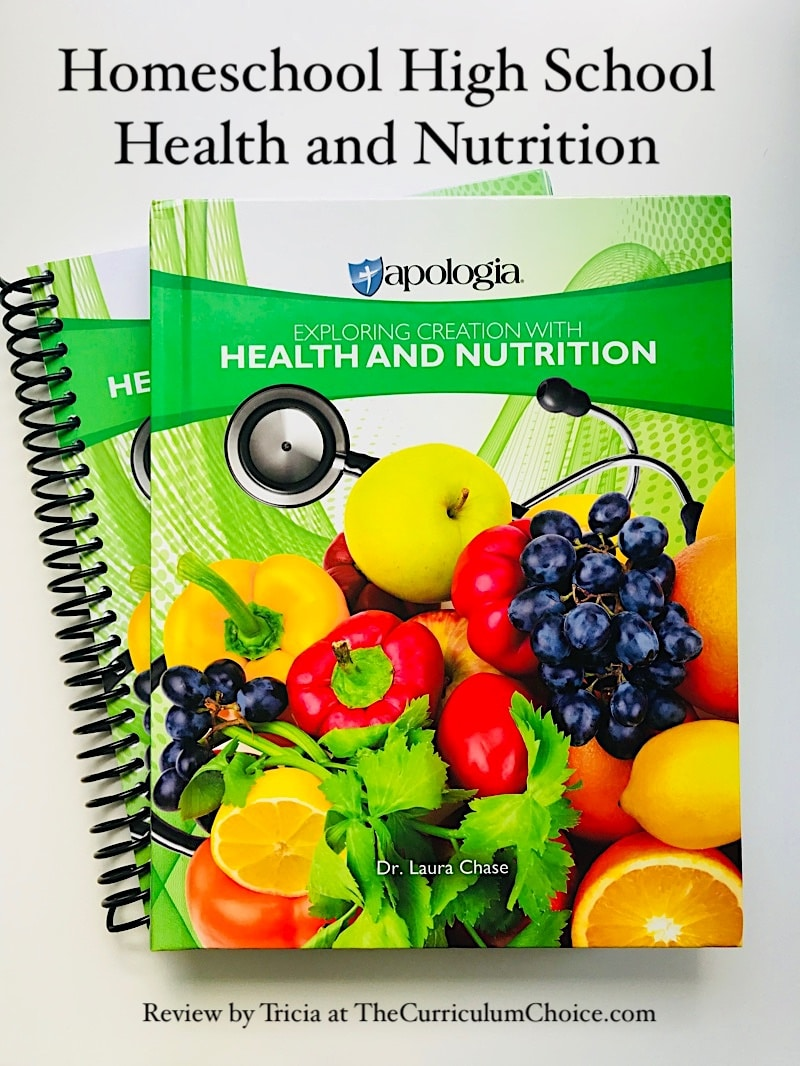 Homeschool High School Health and Nutrition - The Curriculum Choice