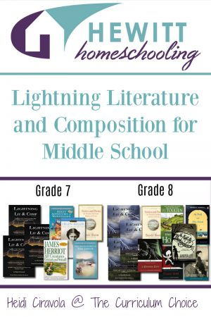 Lightning Literature and Composition for Middle School