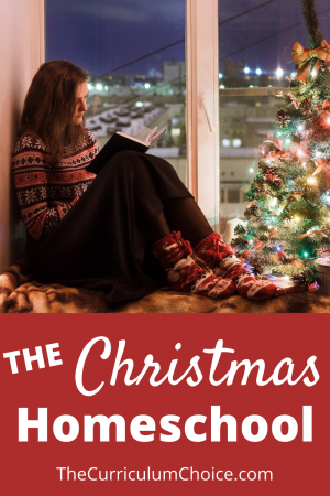 Whether you're game for ditching all or some of your usual homeschool routine in favor of a full December Christmas schedule, or you're looking to add a supplemental activity here and there, we've got you covered! The Christmas Homeschool