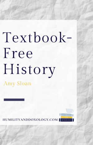 Ditch the textbooks, the worksheets, and the lists of dates and dead people. Learning history together can not only be fun, but it might even become your favorite homeschool subject! Yes! You can learn how to teach history without a textbook.